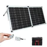 Новое изготовление панели солнечных батарей фотоэлемента Sunpower заряжателя 12V 200W складывая гибкое
