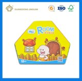 서류상 분배자 (아이들 장난감 수송용 포장 상자)를 가진 포장 장난감 종이상자
