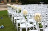 Венчание стула доставки с обслуживанием обедая пластмасса стула для партии напольной