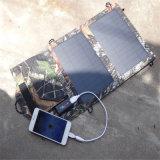 7W Foldable 크리스탈 태양 전지판 비용을 부과 팩