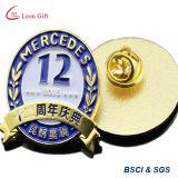 Pin de la solapa del oro del esmalte del acontecimiento de la promoción