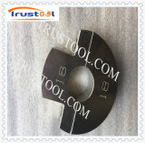 Kundenspezifische mechanische Teile CNC maschinelle Bearbeitung