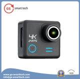 느린 매우 사진술 HD 4k 2.0 ' Ltps LCD 활동 디지탈 카메라 비디오 촬영기 스포츠 캠 WiFi 스포츠 사진기