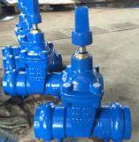 Запорная заслонка F4/F5 DIN 3352 места дуктильного утюга жизнерадостная с Ce