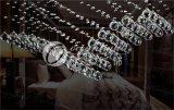 Hängende Lampen-bereiftes Glas-hängender heller Kristallfarbton-hängende Innenlampe Om6833