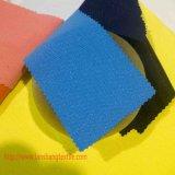 Tejido de poliéster teñido Tela química Tela jacquard Tela de poliéster brillante Fabricfor capa de la chaqueta tejido de la prenda Textiles para el hogar