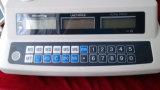 フルーツのためのLEDデジタルの価格の重量を量るスケール