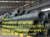 SAE1008, усиливают деформированный горячекатаный, стальной провод штангу