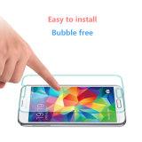 Protecteur mobile antichoc d'écran tactile 9h pour la galaxie S4 de Samsung