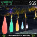 정원 (LDX-FL02)를 위한 LED 전구 가구 전기 스탠드 빛