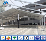tenten van de Voorraad van het Pakhuis van de Structuur van het Aluminium van 15m de Tijdelijke Beweegbare