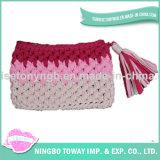 Sac de fil à tricoter de refroidisseur de traitement d'achats de mode mini