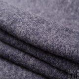Tessuti di cotone e delle lane per il cappotto di inverno in azzurro