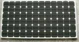 210W de mono Dubbele Uitrustingen van het Zonnepaneel van het Rek van het Glas voor het Systeem van het Net van het Huis
