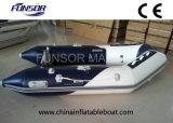 Barca gonfiabile del pavimento del compensato (FWS-M290)