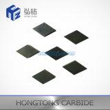 Zhuzhou Hongtong에서 공백 격판덮개를 위한 시멘트가 발라진 탄화물