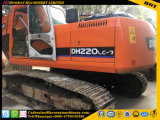 Excavador usado 220LC-7, excavador 220LC-7 de la rueda de Doosan de Usedvwheel