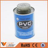 La colle claire de dissolvant de la colle de pipe de la colle de pipe de PVC/UPVC/PVC