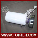 Lámpara de mesa de cristal de subimitación de impresión DIY