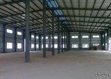 Planta del edificio de la estructura de acero