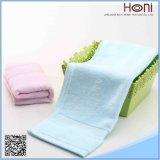 Полотенце высокого качества голубое и розовое стороны