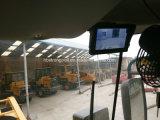 Chargeur de frontal chargeur Zl36 de roue de matériel de construction de routes de 3 tonnes