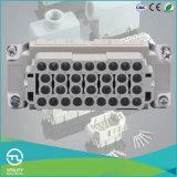 High-Density вставки 32p 500V16A Male-Female для сверхмощных разъемов