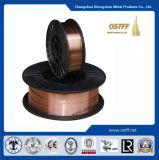 低合金の溶接(AWS Er70s-6)が付いている炭素鋼のミグ溶接ワイヤー