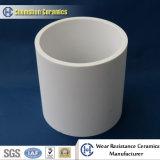Hoge Alumina Ceramische Buis als het Door buizen leiden van de Dunne modder van de As
