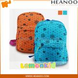 Милый водоустойчивый малый Backpack студента школы девушок мальчиков детей шаржа
