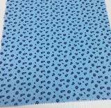 花の印刷された綿のリネン混合の衣服および織布