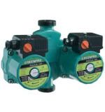 Pompe di circolazione del CE (RS25/6-SD)