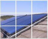 Sistema pressurizzato spaccatura del collettore solare del condotto termico
