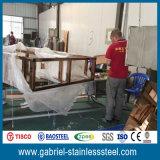 Fabricante decorativo rápido de la pantalla del acero inoxidable del espesor 201 de la salida 2.5m m
