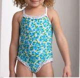 Het Badpak van het Kostuum van het Strand van het Zwempak van het leuke Jonge geitje (YD10204)