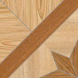 Baumaterial-rustikale glasig-glänzende keramische Fußboden-Fliese (300*300mm)
