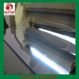 PVC Clear Hoja