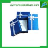 Het douane Afgedrukte Vakje van de Juwelen van het Document van het Karton van de Premie