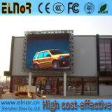 P6 SMD 영상 옥외 발광 다이오드 표시를 광고하는 높은 정의
