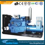 tipo aberto geração Diesel da potência de 120kw/150kVA Weichai do gerador do motor elétrico