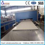 Panel-Produktionszweig der Belüftung-Wand-Extruder/PVC