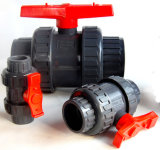 "PVC Union Double Ball Valve (DN15-DN100 (1/2 ""- 4""))"