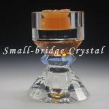 Artes cristalinos del sostenedor de vela (ZT0056)