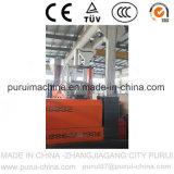 Пластичная одиночная машина Pelletizing винта для HDPE перезатачивает материальный рециркулировать