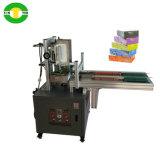 Empaquetadora del pequeño rectángulo para el alimento en el rectángulo de papel y el sello