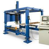 Автомат для резки CNC профессионального профиля луча h стальной