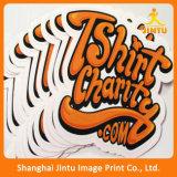 Kundenspezifisches Selbst-Adhersive Aufkleber-Vinyldrucken