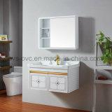 Governo di stanza da bagno di alluminio di Vanitry della stanza da bagno moderna con lo specchio