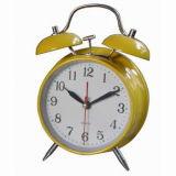 Horloge d'alarme de Bell en métal (KV205)