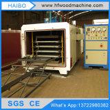 Estufa de secagem de madeira do vácuo automático do Hf para a venda